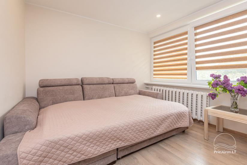 2 pokojowe mieszkanie do wynajęcia w Nidzie, w pobliżu Zalewu Kurońskiego - 5