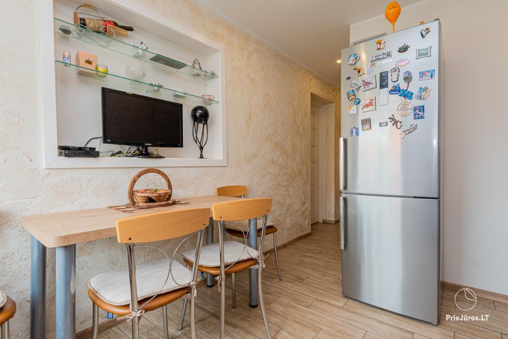 2 pokojowe mieszkanie do wynajęcia w Nidzie, w pobliżu Zalewu Kurońskiego - 9
