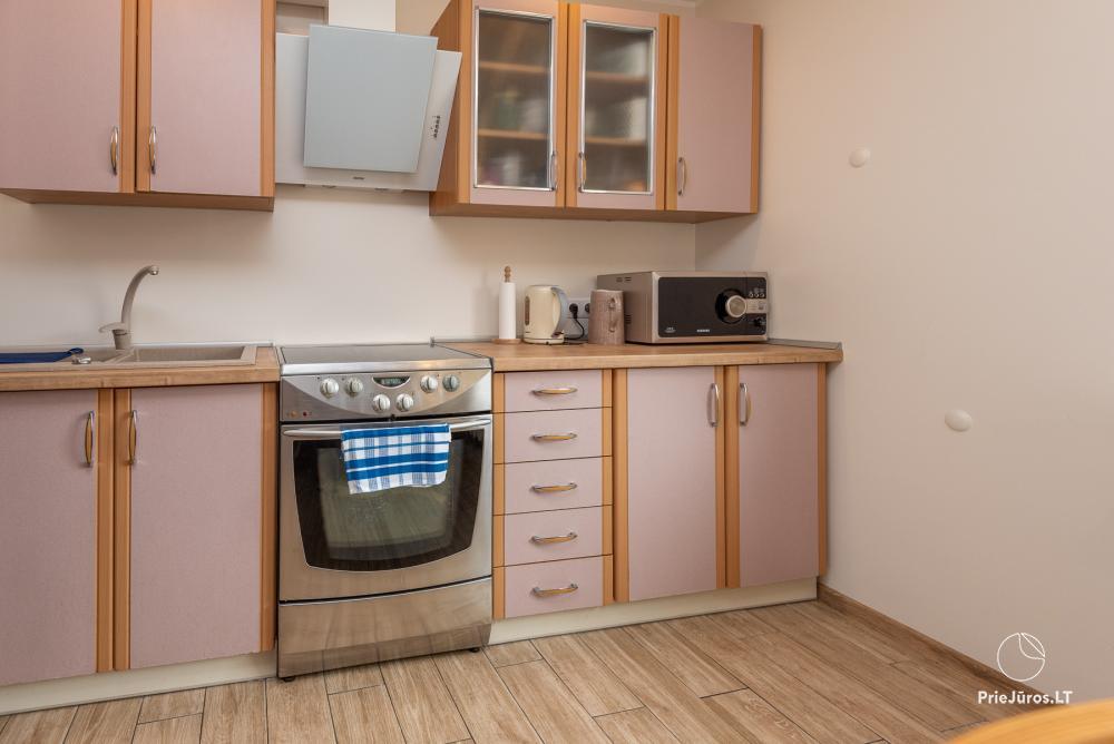 2 pokojowe mieszkanie do wynajęcia w Nidzie, w pobliżu Zalewu Kurońskiego - 7