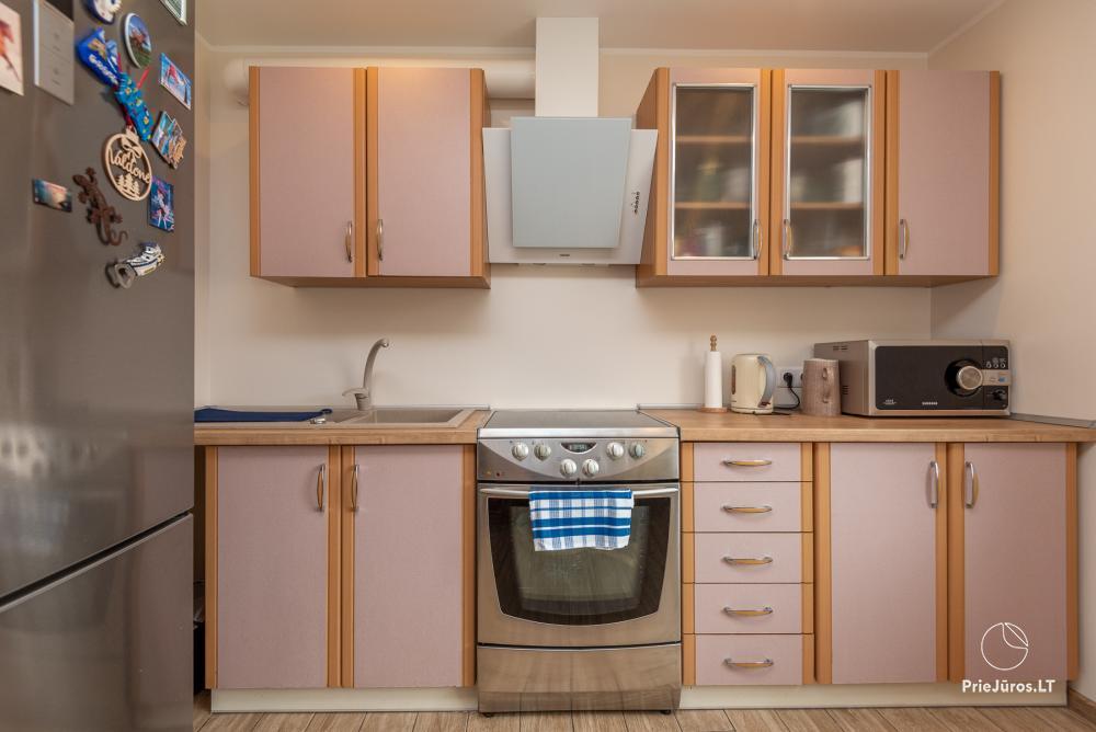 2 pokojowe mieszkanie do wynajęcia w Nidzie, w pobliżu Zalewu Kurońskiego - 8