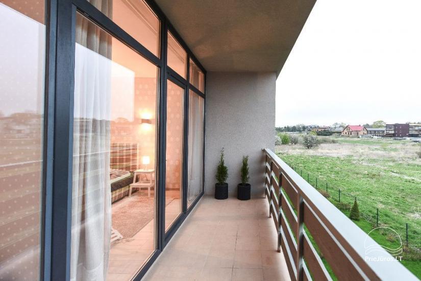 Nowe luksusowe dwupokojowe mieszkanie w Połądze Marko apartamentai - 10