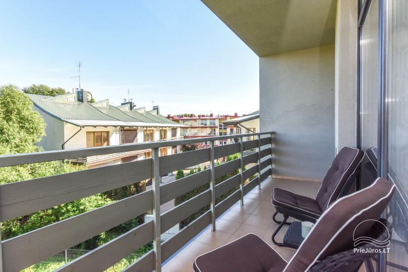 Nowe luksusowe dwupokojowe mieszkanie w Połądze Marko apartamentai - 9