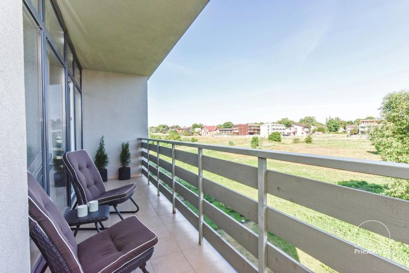 Nowe luksusowe dwupokojowe mieszkanie w Połądze Marko apartamentai - 8