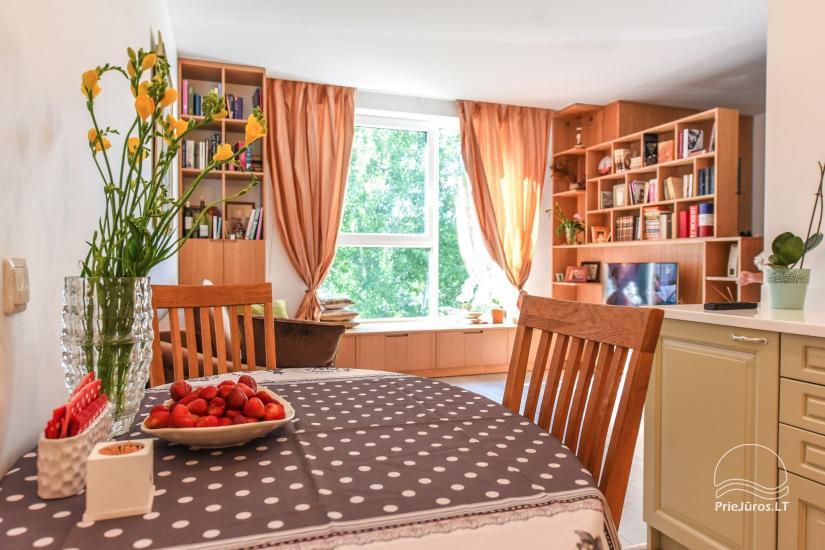 Nowe luksusowe dwupokojowe mieszkanie w Połądze Marko apartamentai - 2