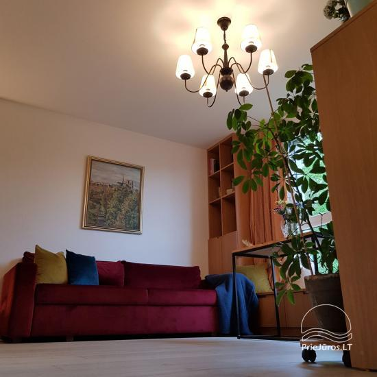Nowe luksusowe dwupokojowe mieszkanie w Połądze Marko apartamentai - 3