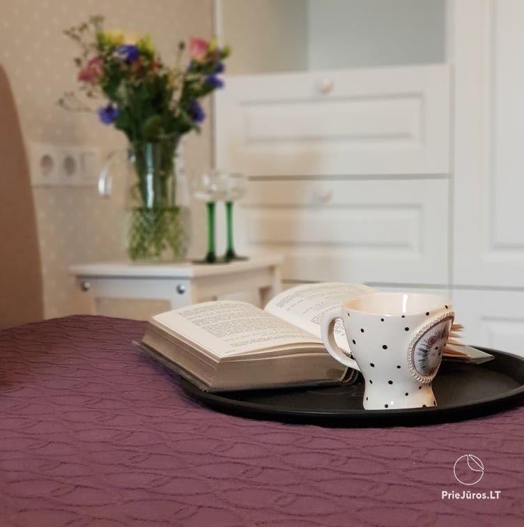 Nowe luksusowe dwupokojowe mieszkanie w Połądze Marko apartamentai