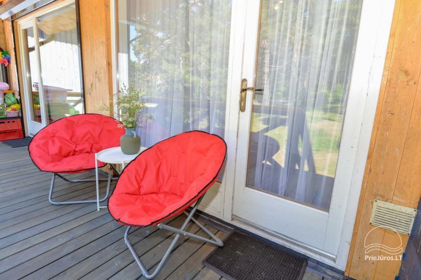 Apartament z dwiema sypialniami w Nidzie, z widokiem na Zalew Kuroński - 3
