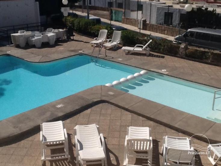 Czteroosobowe apartamenty w południowej części Gran Canarii - BEZPŁATNY TRANSFER LOTNICZY