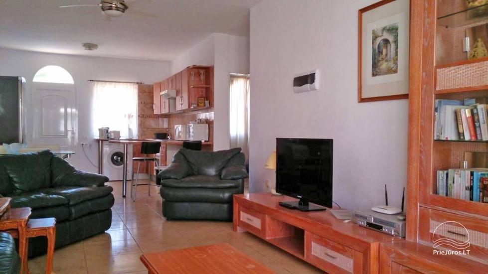 Holiday Cottage (willa) z prywatnym dziedzińcem na Gran Canaria - w południowej części, niedaleko Puerto Rico - 7