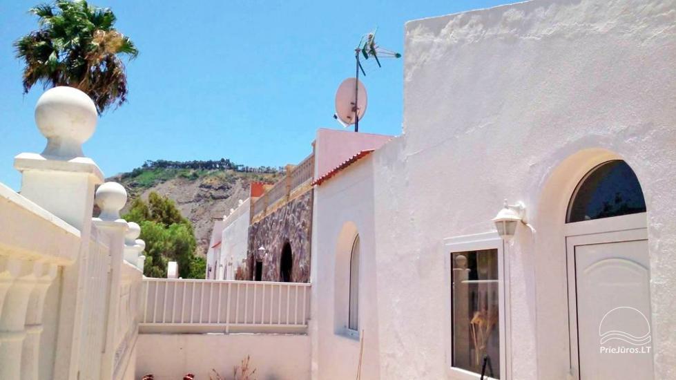 Holiday Cottage (willa) z prywatnym dziedzińcem na Gran Canaria - w południowej części, niedaleko Puerto Rico - 8