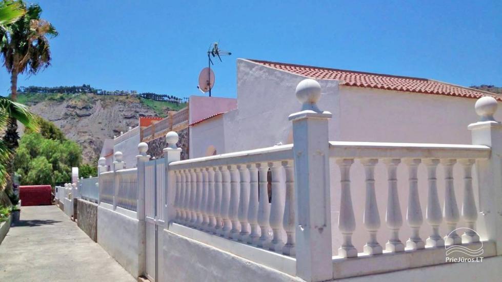 Holiday Cottage (willa) z prywatnym dziedzińcem na Gran Canaria - w południowej części, niedaleko Puerto Rico - 11