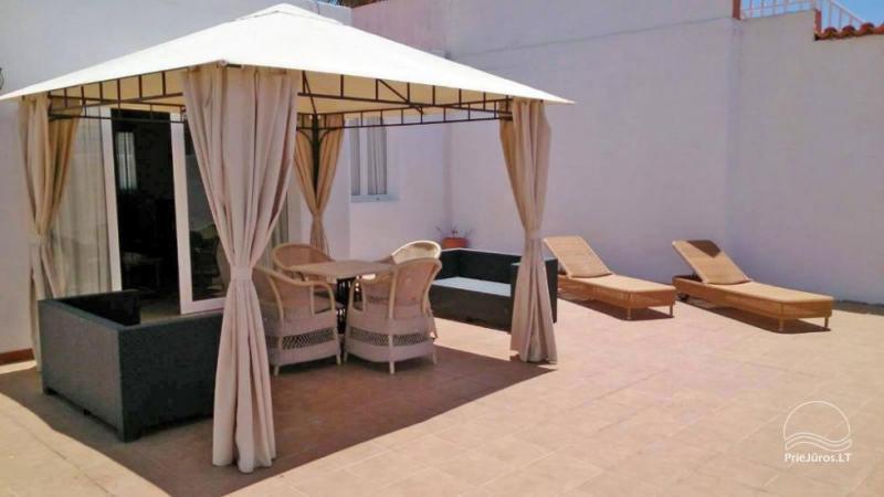 Holiday Cottage (willa) z prywatnym dziedzińcem na Gran Canaria - w południowej części, niedaleko Puerto Rico