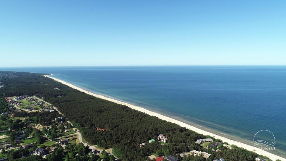 BALTŲ VILA w Połądze - Nowe apartamenty na rodzinne wakacje 240 m do morza - 4