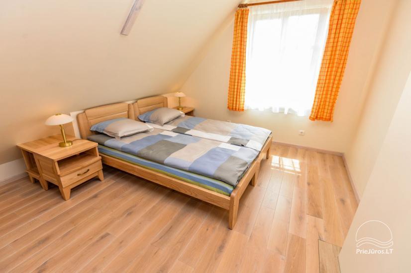 Trzypokojowy apartament z podwórkiem, altaną - do wynajęcia w Nidzie, Mierzeja Kurońska - 8