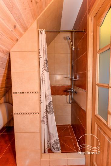 Trzypokojowy apartament z podwórkiem, altaną - do wynajęcia w Nidzie, Mierzeja Kurońska - 23