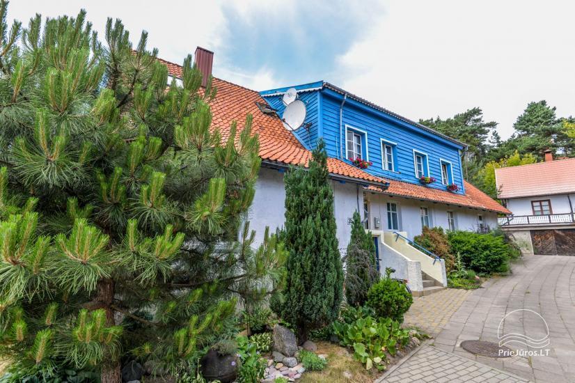 Trzypokojowy apartament z podwórkiem, altaną - do wynajęcia w Nidzie, Mierzeja Kurońska - 24