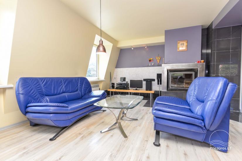 1 pokojowe mieszkanie do wynajęcia w Połądze - 1