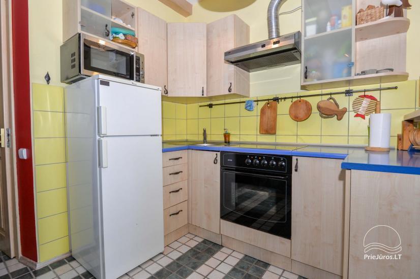 Dva pokojowe mieszkanie do wynajęcia w Nidzie, Mierzeja Kurońska, Litwa - 7