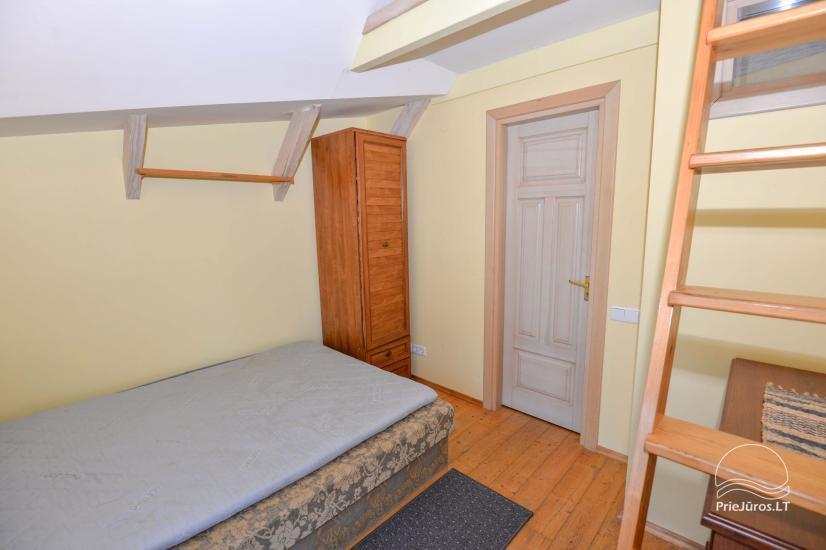 Dva pokojowe mieszkanie do wynajęcia w Nidzie, Mierzeja Kurońska, Litwa - 15