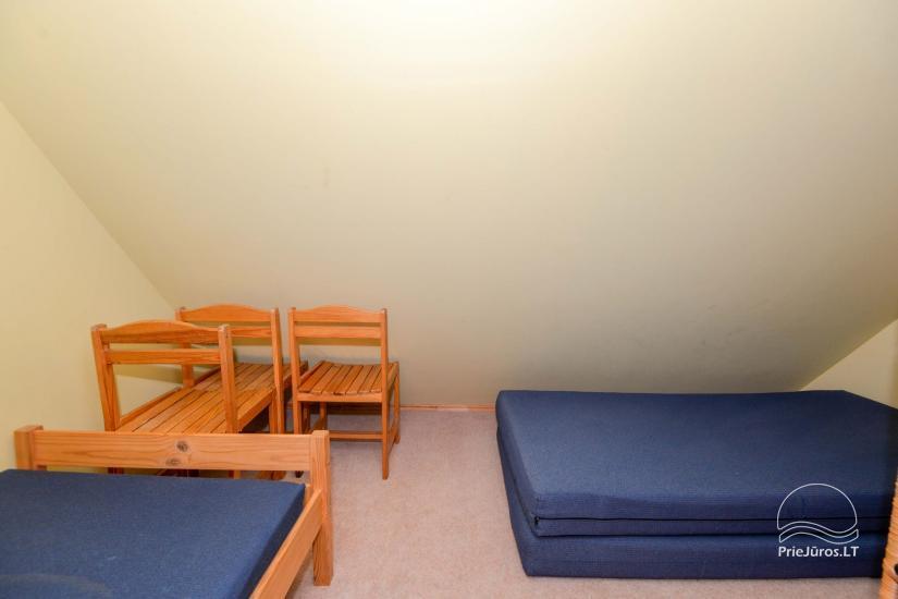 Dva pokojowe mieszkanie do wynajęcia w Nidzie, Mierzeja Kurońska, Litwa - 17
