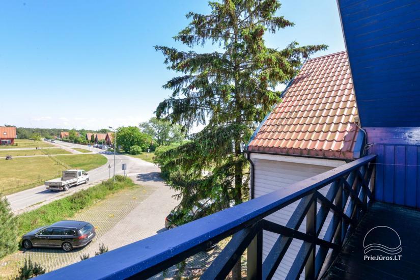 Dva pokojowe mieszkanie do wynajęcia w Nidzie, Mierzeja Kurońska, Litwa - 20
