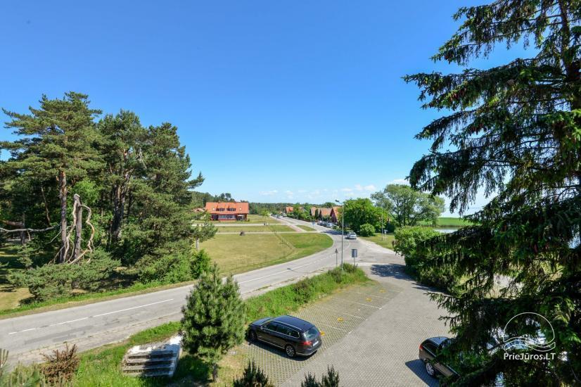 Dva pokojowe mieszkanie do wynajęcia w Nidzie, Mierzeja Kurońska, Litwa - 21