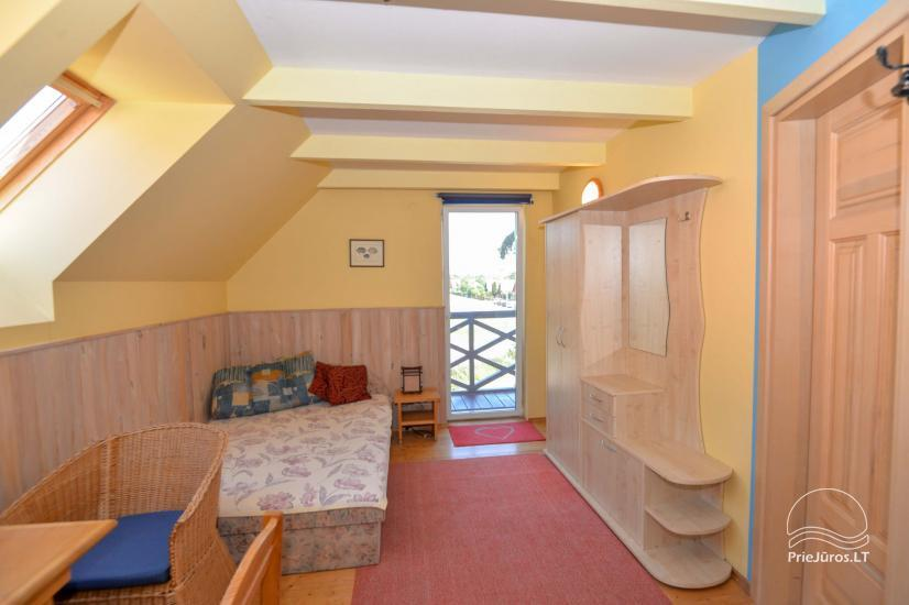 Dva pokojowe mieszkanie do wynajęcia w Nidzie, Mierzeja Kurońska, Litwa - 26