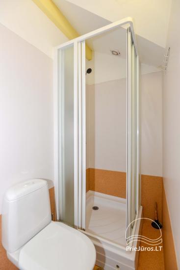 Dva pokojowe mieszkanie do wynajęcia w Nidzie, Mierzeja Kurońska, Litwa - 30