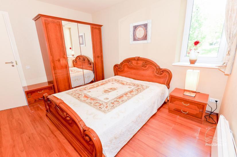 Studio typu i dwa pokoje apartamenty na wakacje w Nida - 3