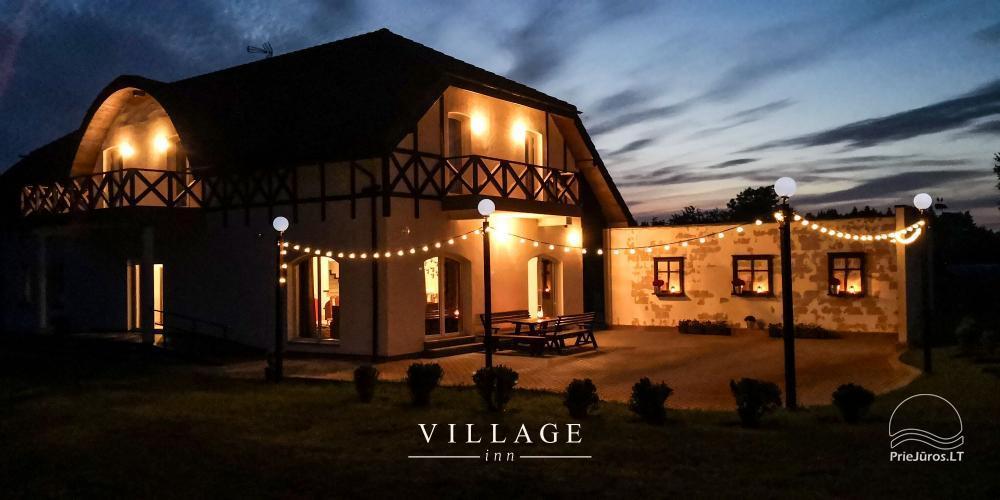 Gospodarstwo Village Inn na imprezy i wakacje - 1