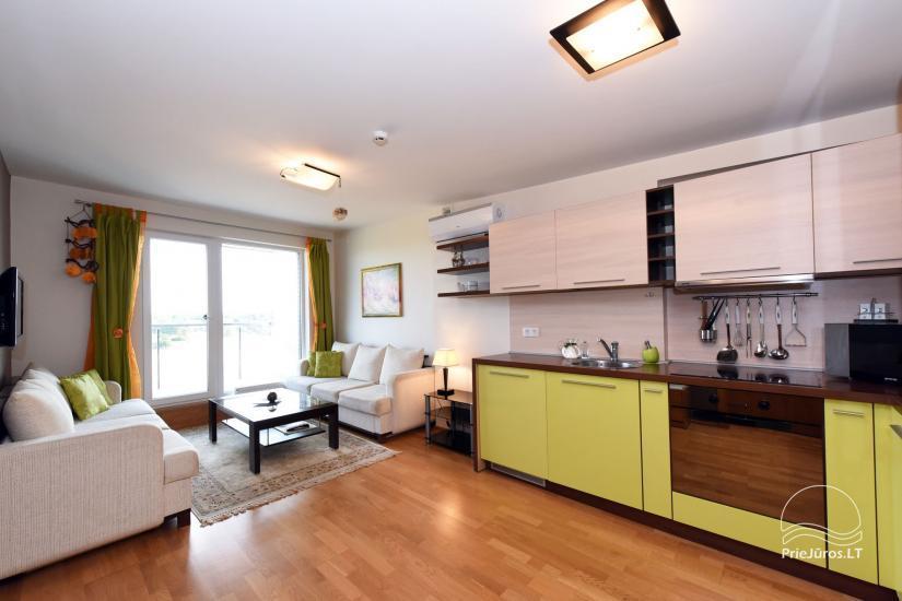 Dwupokojowy apartament z tarasem i klimatyzacją - 1