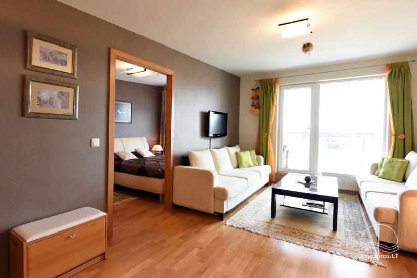 Dwupokojowy apartament z tarasem i klimatyzacją - 4