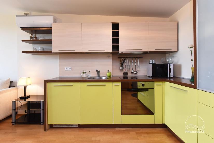 Dwupokojowy apartament z tarasem i klimatyzacją - 6