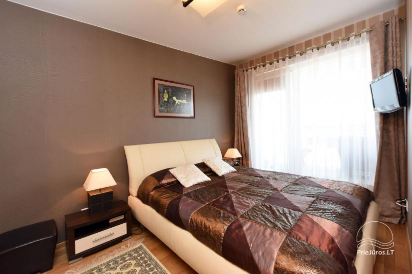 Dwupokojowy apartament z tarasem i klimatyzacją - 7