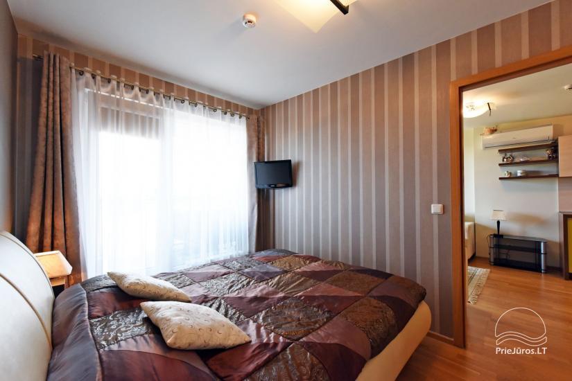 Dwupokojowy apartament z tarasem i klimatyzacją - 8
