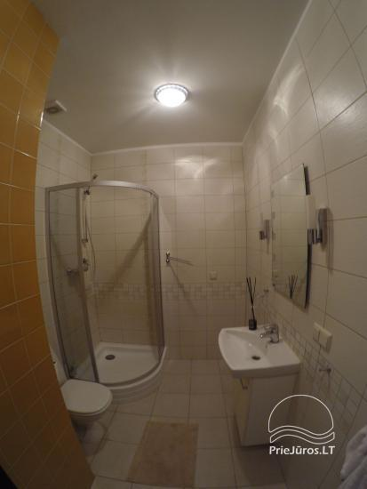 Mieszkanie do wynajęcia w Nidzie z basenem i sauną, Mierzeja Kurońska, Litwa - 7