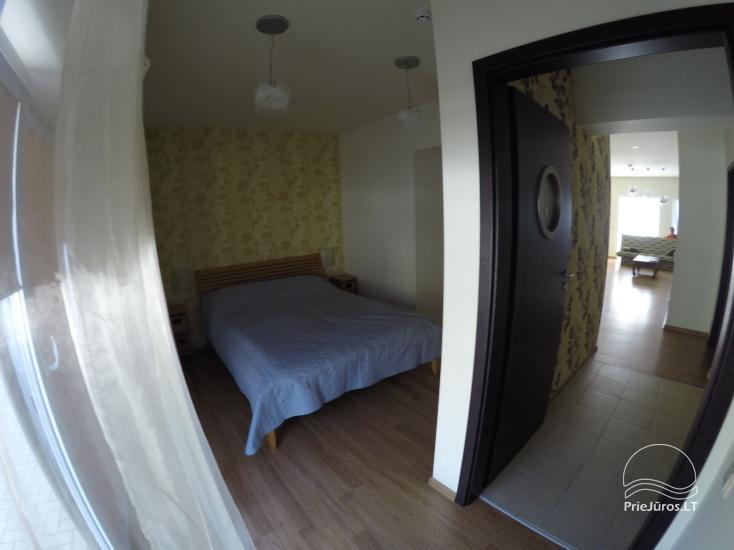 Mieszkanie do wynajęcia w Nidzie z basenem i sauną, Mierzeja Kurońska, Litwa - 6