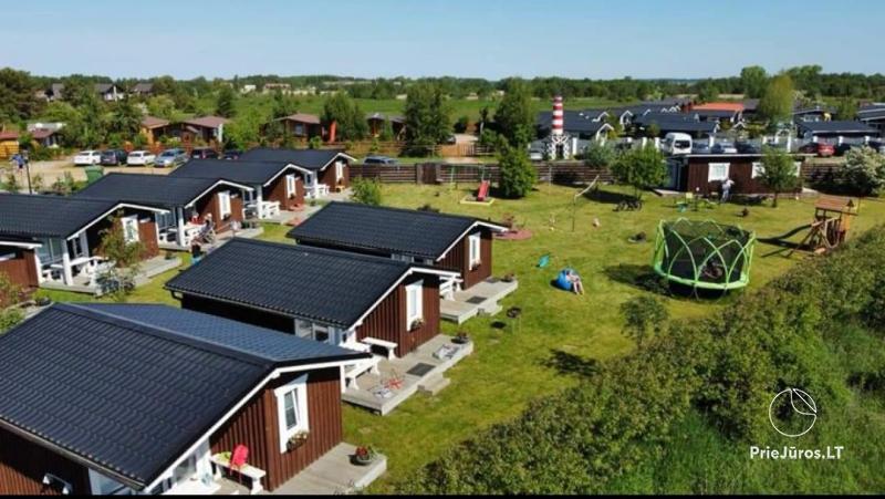 Zvejo dukros domy wakacyjne do wynajęcia w Sventoji