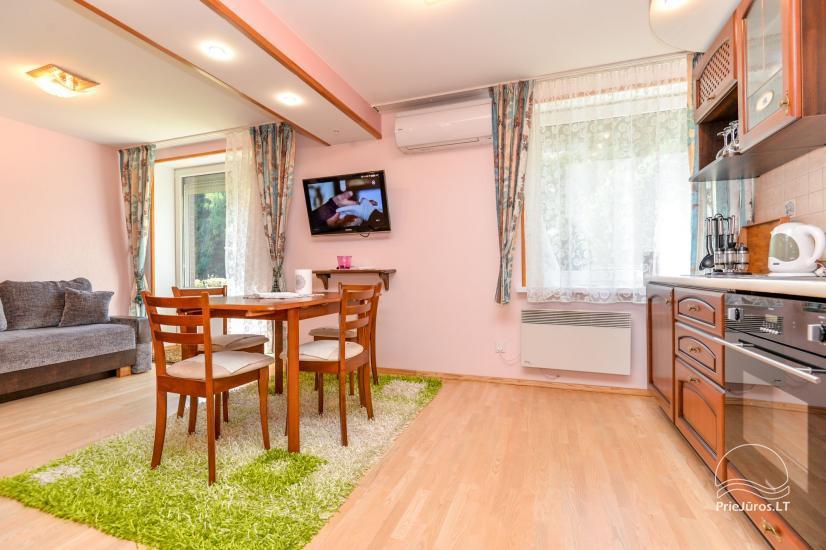 Mieszkanie trzypokojowe z tarasem do wynajęcia w Juodkrante - 1