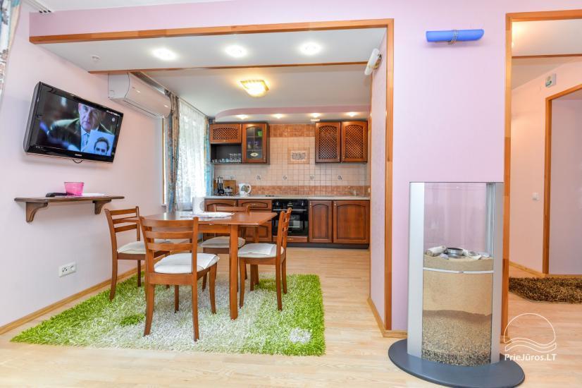 Mieszkanie trzypokojowe z tarasem do wynajęcia w Juodkrante - 3