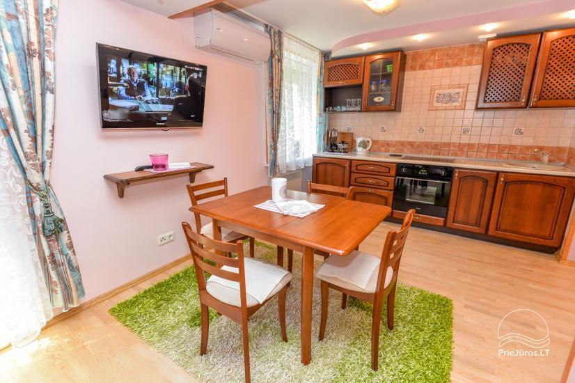 Mieszkanie trzypokojowe z tarasem do wynajęcia w Juodkrante - 4