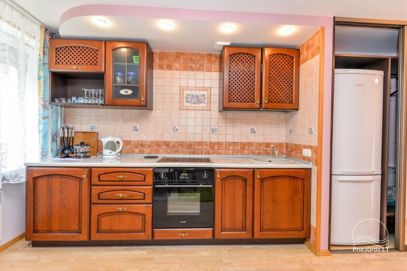 Mieszkanie trzypokojowe z tarasem do wynajęcia w Juodkrante - 5