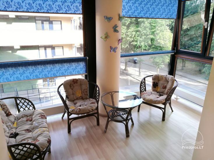 Przytulne mieszkanie do wynajęcia w Połądze, przy ulicy Bangu - 1