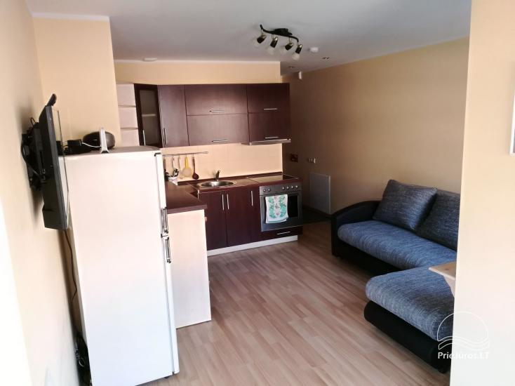 Przytulne mieszkanie do wynajęcia w Połądze, przy ulicy Bangu - 2