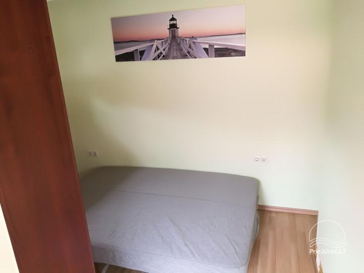 Przytulne mieszkanie do wynajęcia w Połądze, przy ulicy Bangu - 4