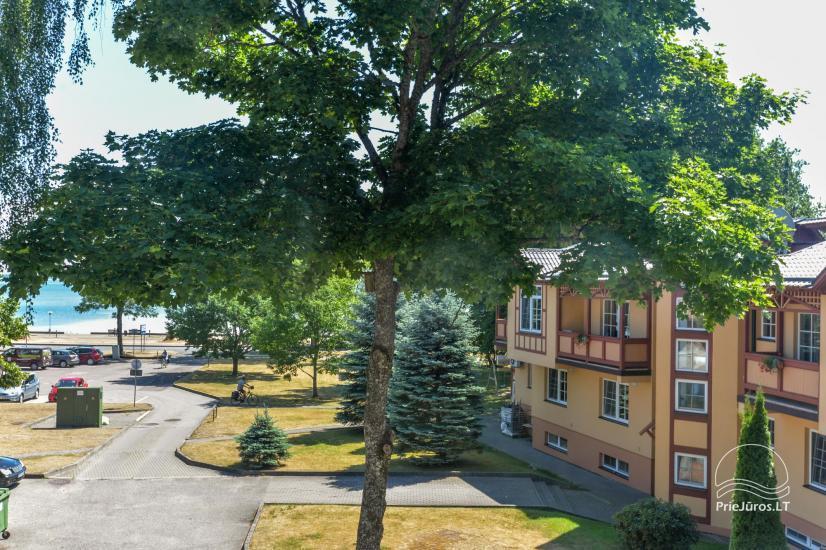 Mieszkanie dwupokojowe do wynajęcia w Juodkrante, Curonian Spit, Litwa - 1