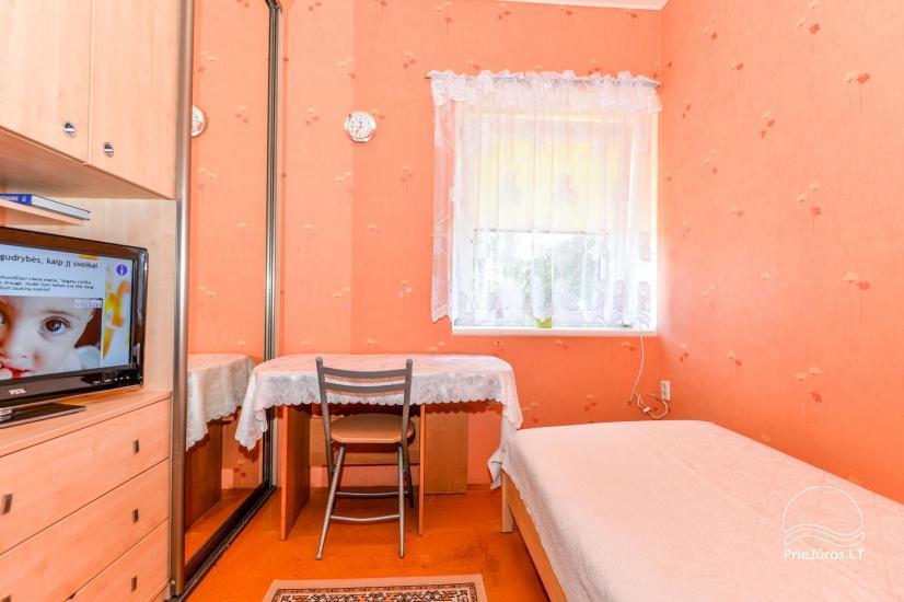 Mieszkanie dwupokojowe do wynajęcia w Juodkrante, Curonian Spit, Litwa - 9
