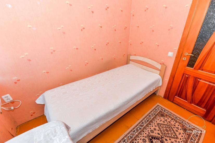 Mieszkanie dwupokojowe do wynajęcia w Juodkrante, Curonian Spit, Litwa - 10