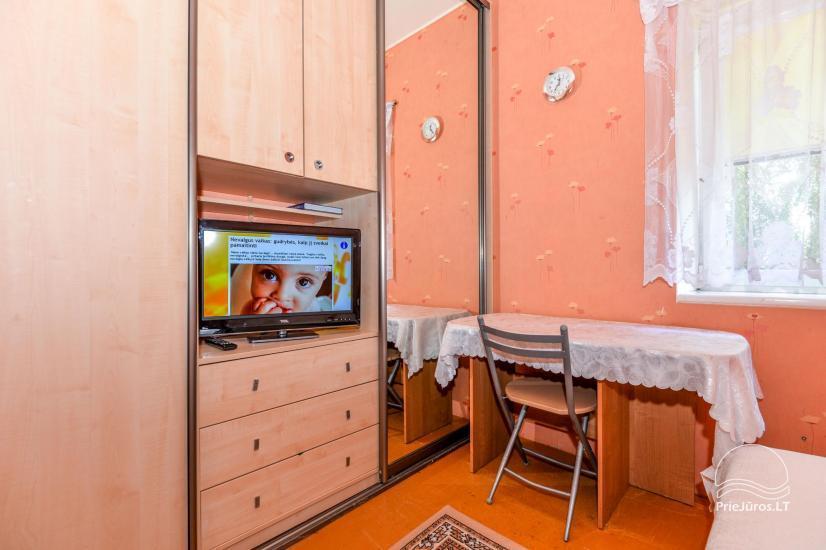 Mieszkanie dwupokojowe do wynajęcia w Juodkrante, Curonian Spit, Litwa - 8