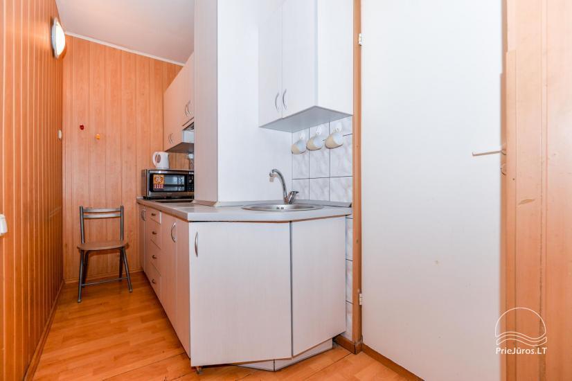 Mieszkanie dwupokojowe do wynajęcia w Juodkrante, Curonian Spit, Litwa - 5